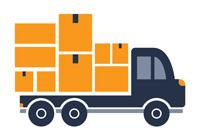 משאית הובלות באשדוד