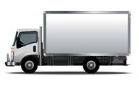 משאית הובלות בדרום